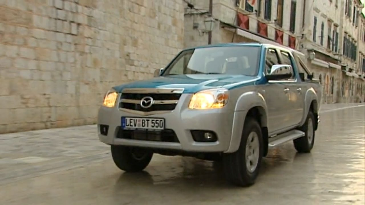 Kekurangan Mazda Bt 50 2008 Tangguh