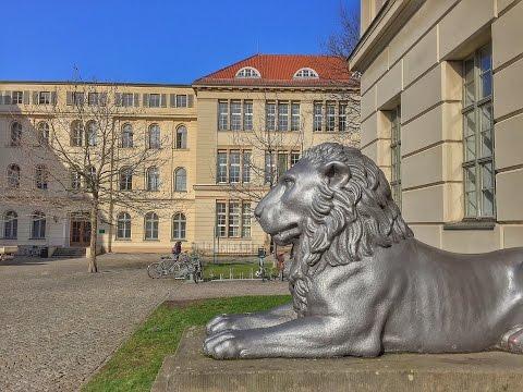 Uni Halle Campus * Universitätsplatz