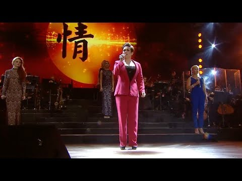 Lea Salonga  The Movie In My Mind  Last Night of the World with Jon Lee at Lytham Festival 2017