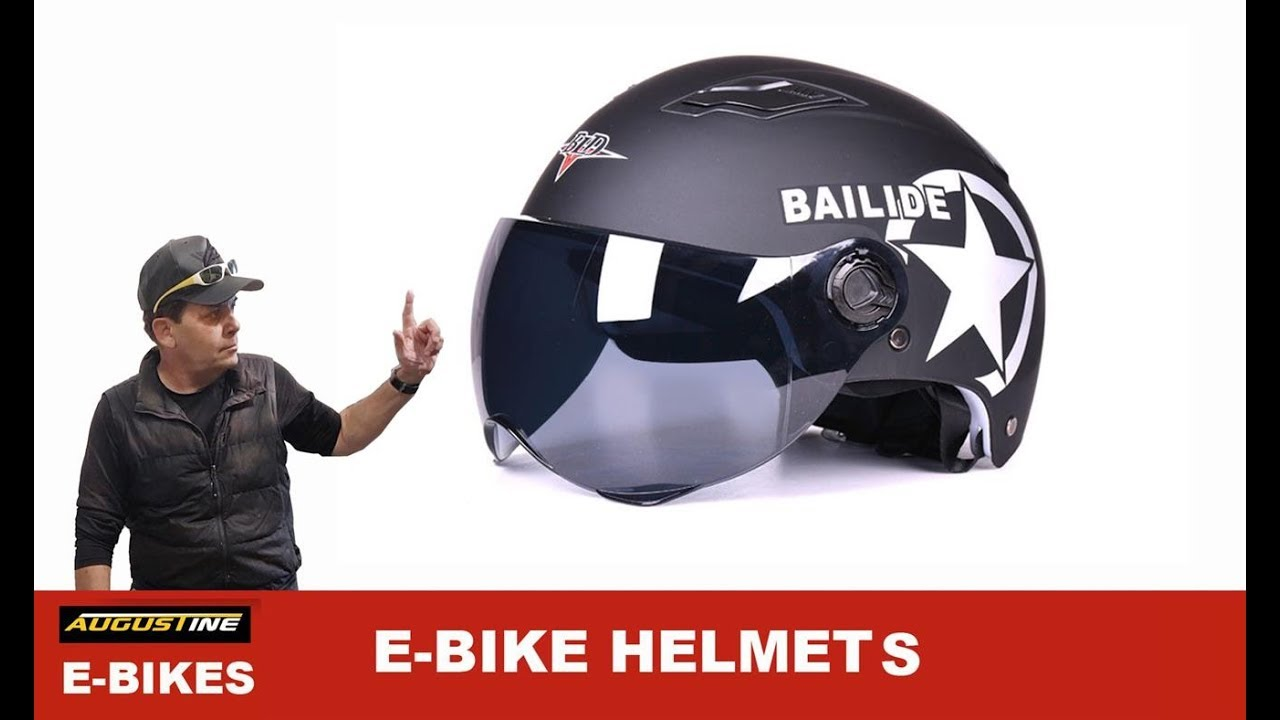 popular ebike helmets awesome high tech protection youtube. Black Bedroom Furniture Sets. Home Design Ideas