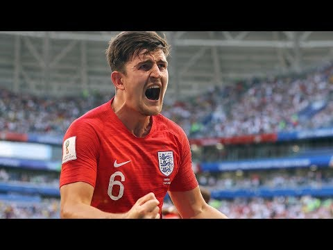 HARRY MAGUIRE'S LOVELY BIG HEAD! ENGLAND 2-0 SWEDEN & COMPETITION! 🦁🦁🦁   2018 World Cup Vlog #11