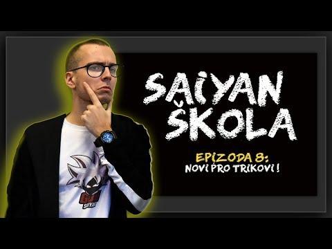 SAIYAN SKOLA - Novi PRO Trikovi!
