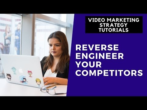 Video Marketing Strategy Tutorial Part 1 | Reverse Engineer Your Competitors thumbnail