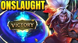 HOW TO BEAT ODYSSEY ONSLAUGHT DIFFICULTY! (Hardest Difficulty) - League of Legends