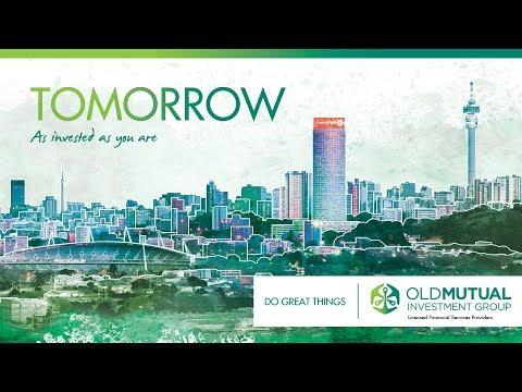 WATCH LIVE: Old Mutual Tomorrow