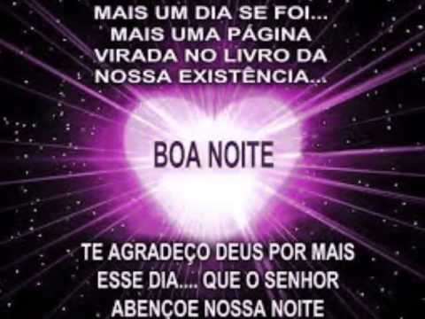 Boa Noite Amigos Do Fecebook Youtube
