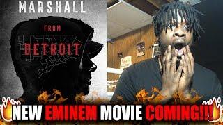 NEW Eminem Movie! | Marshall From Detroit: Official Teaser Trailer (REACTION!)