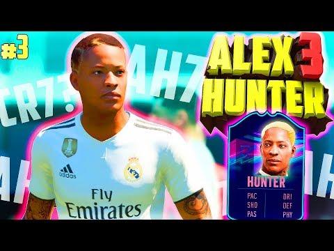 ХАНТЕР ЗАМЕНИЛ РОНАЛДУ В РЕАЛЕ !?   ИСТОРИЯ ALEX HUNTER 3   FIFA 19   #3 (РУССКАЯ ОЗВУЧКА)
