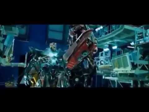 """HIKARI NO RASENRITSU"" - TRANSFORMERS: DARK OF THE MOON (MUSIC VIDEO)"