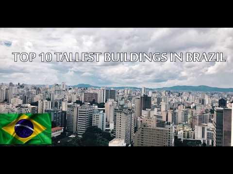 TOP 10 TALLEST BUILDINGS IN BRAZIL