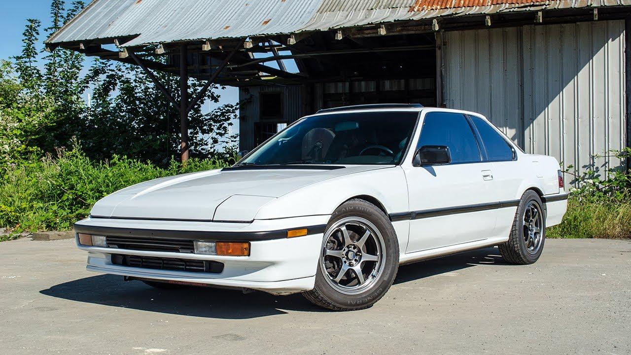 Maxresdefault on 1991 Honda Prelude White