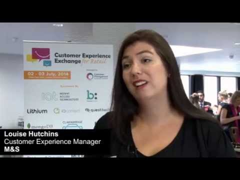 Louise Hutchins - Why its important to attend CX for Retail