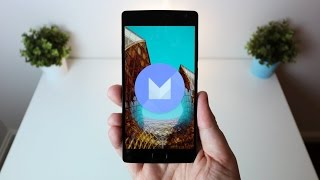 Installing Marshmallow On The OnePlus 2 Plus New Features Showcase!