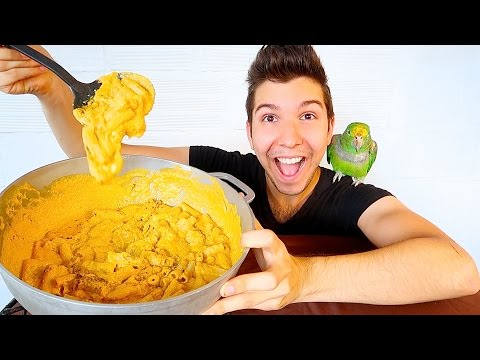 CHEESIEST MAC AND CHEESE • Mukbang & Recipe
