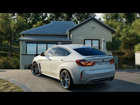 forza horizon 3 2015 bmw x6 m tuned country side. Black Bedroom Furniture Sets. Home Design Ideas