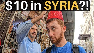 What Can $10 Get in SYRIA? (I GOT 10 THINGS!)