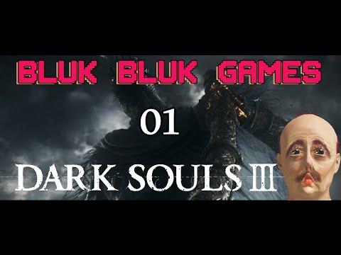 [FR]L'homme le plus sexy de Firelink Shrine - Dark Souls 3 #01