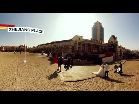 Welcome to Qingdao.. in CHINA !