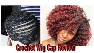 Crochet Wig Cap Fail & Success Review|ShakenGo|BEAUTYCUTRIGHT