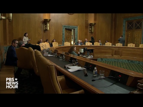 WATCH: Senate Budget Committee tax plan reconciliation hearing