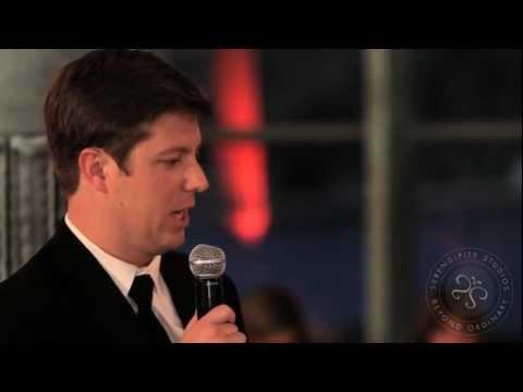 MUST SEE! | Best Wedding Toast Ever | Black Label Films