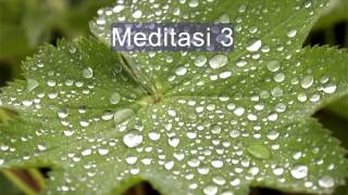 Video Cara Meditasi Indonesia 3 download MP3, 3GP, MP4, WEBM, AVI, FLV November 2017