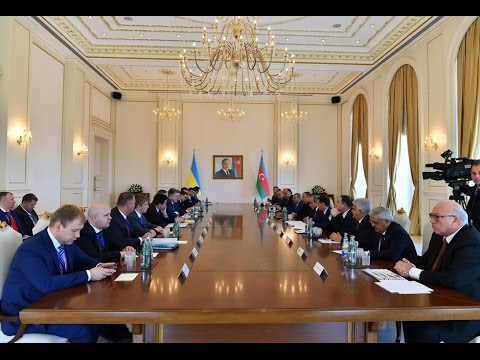 Council of Azerbaijani and Ukrainian Presidents held 5th meeting