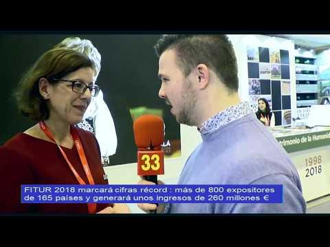 Madrid en Fitur 2018 (Directo)