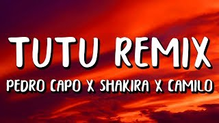 Download Lagu Camilo, Shakira, Pedro Capó - Tutu Remix (Letra/Lyrics) Terbaru