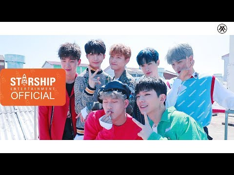 [Making Film] 몬스타엑스(MONSTA X) - [SHINE FOREVER] PHOTOSHOOT