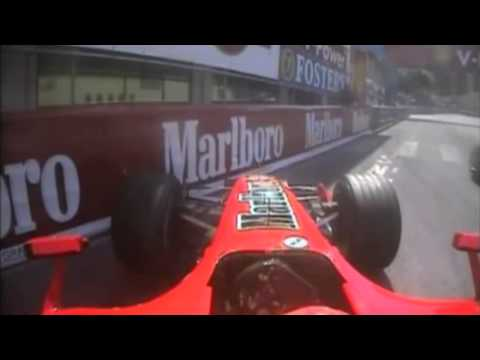 F1 2006 - Michael Schumacher retired [Monaco][Get well soon Schumi!]