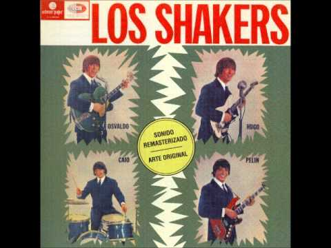 Los Shakers - What a love