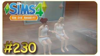 Zwei tüchtige Geschäftsfrauen #230 Die Sims 4 Wellness Tag - Gameplay - Let