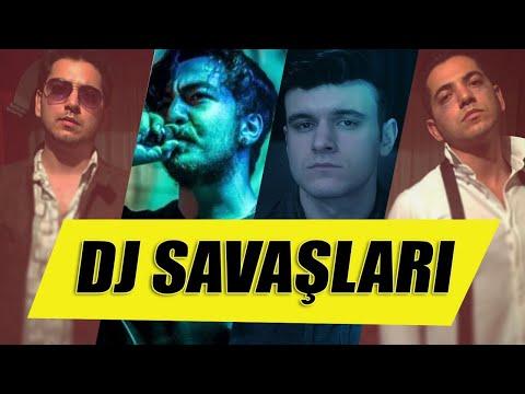 4 DJ 1 ŞARKI !!  ft. Kaanflix-Porçay-Emremert tv (Round 2)
