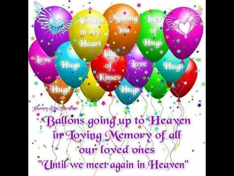 TONY MONTGOMERY, HAPPY BIRTHDAY IN HEAVEN - YouTube