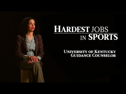 Kentucky Basketball's Guidance Counselor | Hardest Jobs in Sports