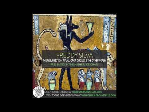 Freddy Silva | The Resurrection Ritual, Crop Circles, & The Otherworld