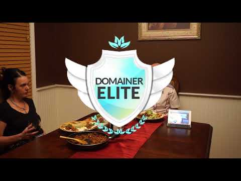 Flip domains daily for a living from home