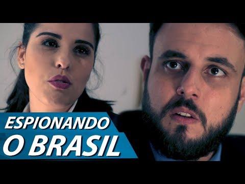 ESPIONANDO O BRASIL