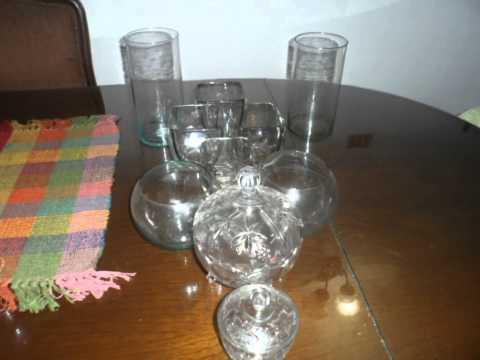 Cristal para mesa de dulces youtube - Sobre de cristal para mesa ...