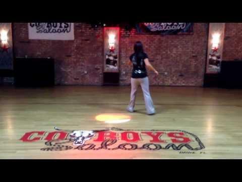 Tulane line dance