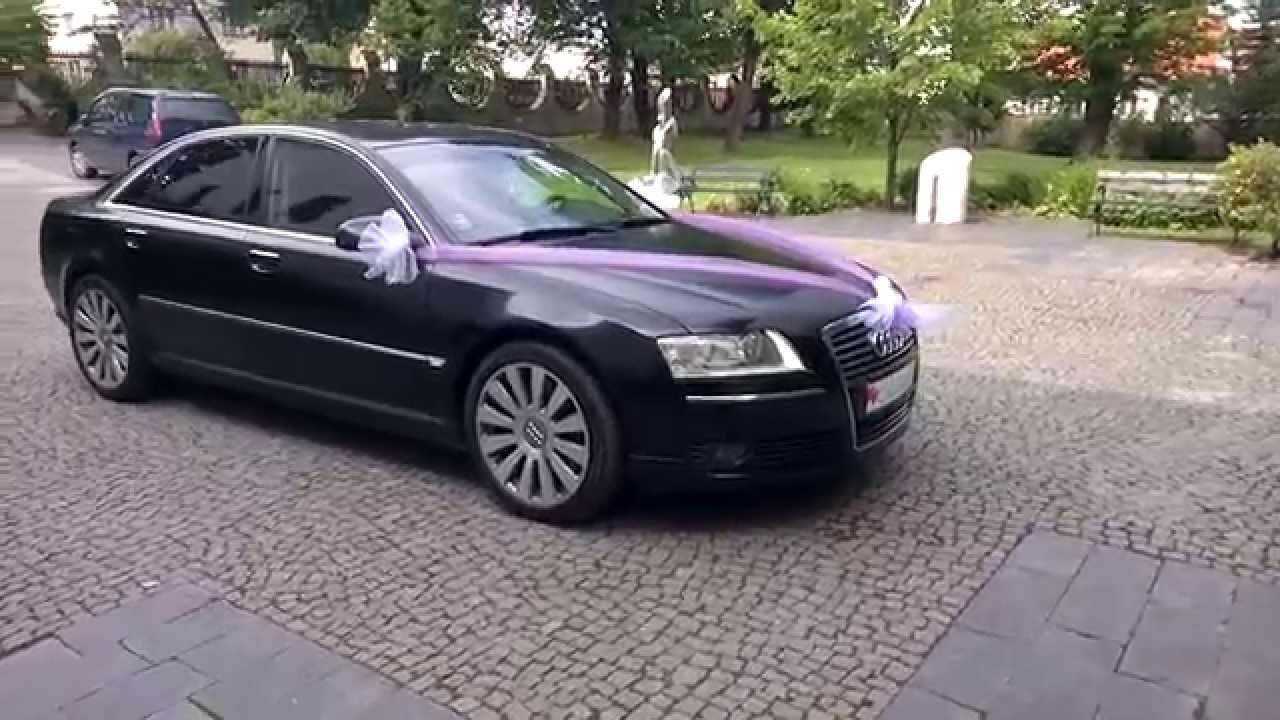 Audi A8 V8 4 2 2006 Black Matt Youtube