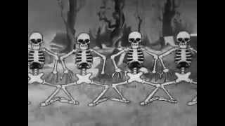 Silly Symphony - The Skeleton Dance (August 22, 1929)