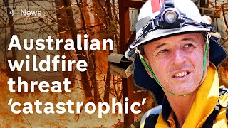 'catastrophic' Fires Threaten Sydney, Australia