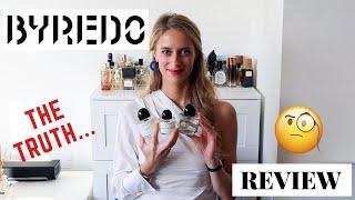 BYREDO Perfume House Review