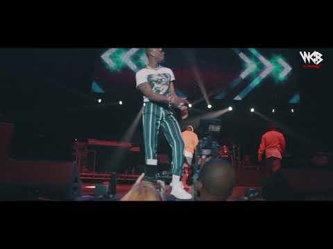 Diamond platnumz   Performance at One Africa Music Festival