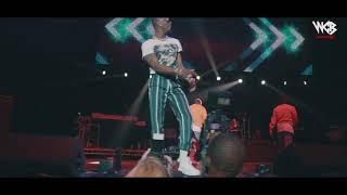 Diamond platnumz - Live Performance at One Africa Music Festival
