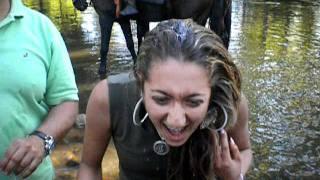 bautizo en el rio de marga 8 de octubre del 2011