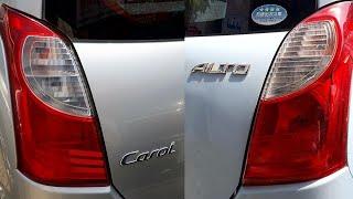 Suzuki Alto VS Mazda Carol | Detailed Comparison