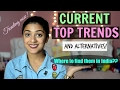 !!TREND ALERT!! WHERE TO FIND IN INDIA + CHEAPER ALTERNATIVES | MegDIY